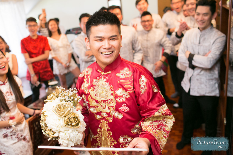 Chinese Wedding Reception Videography