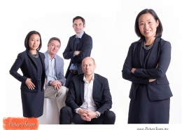 Corporate Profile Studio Photography